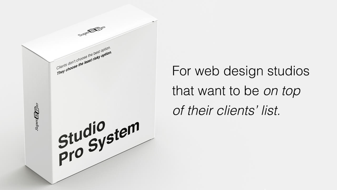 Studio Pro System