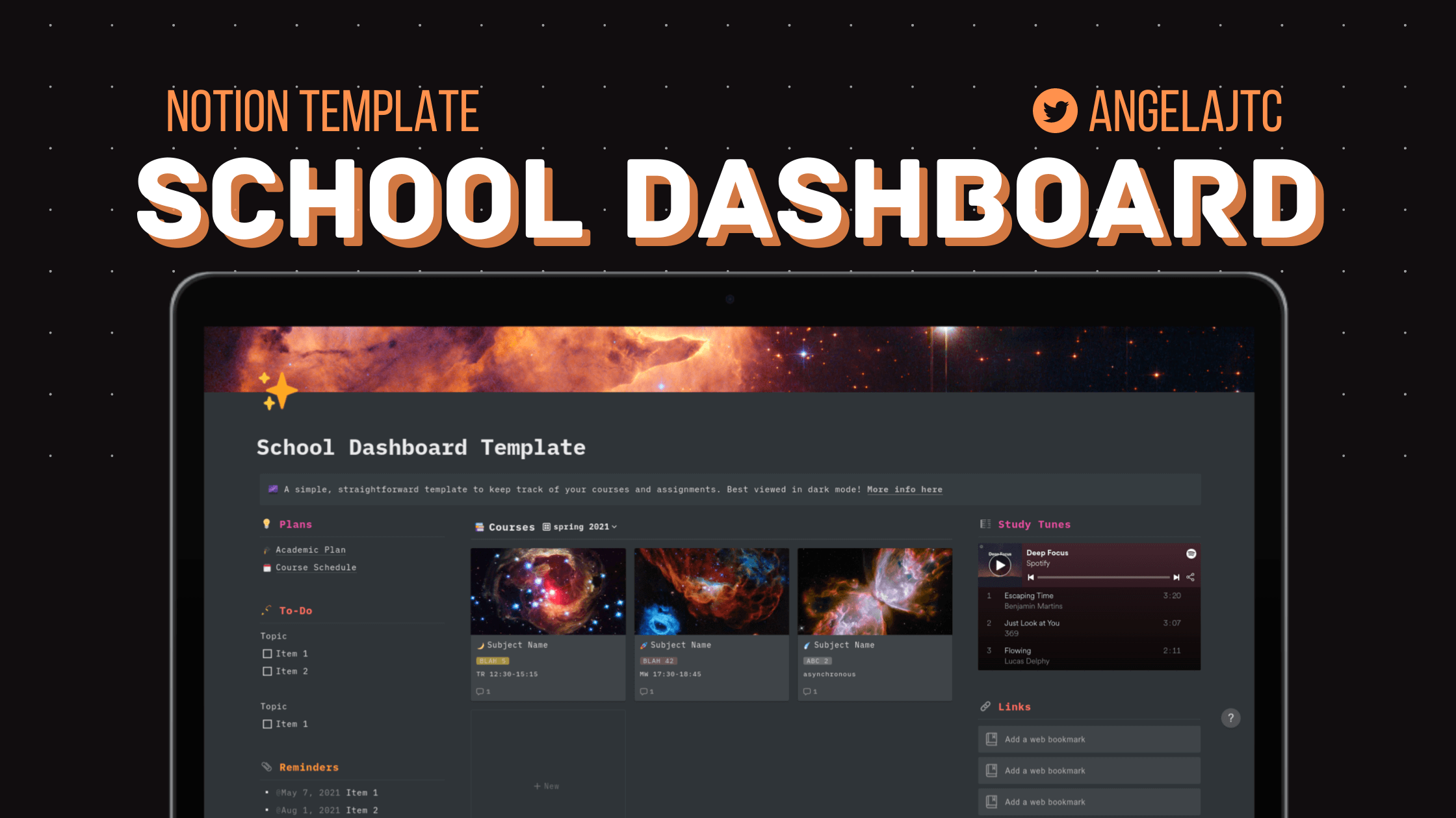 School Dashboard
