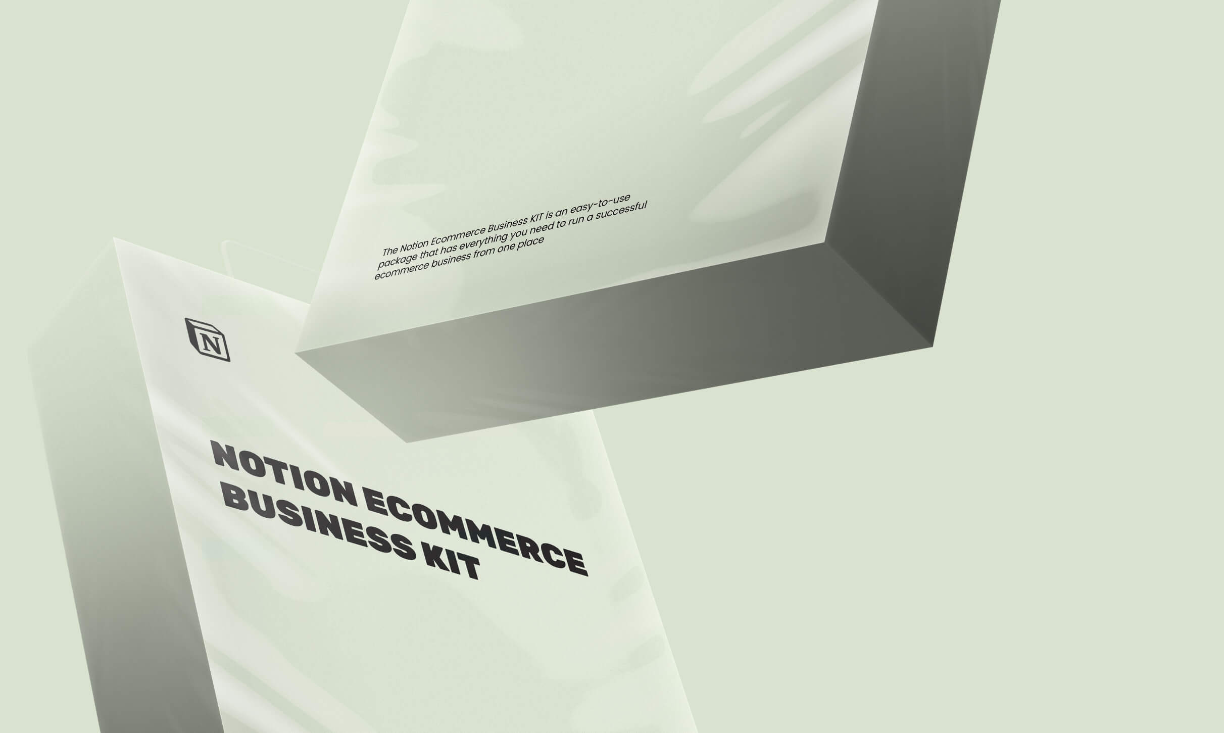 Notion Ecommerce Business KIT