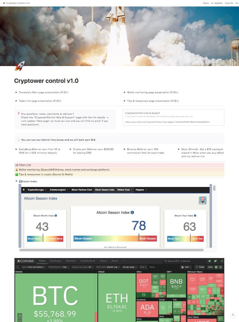 Cryptower control v1.0