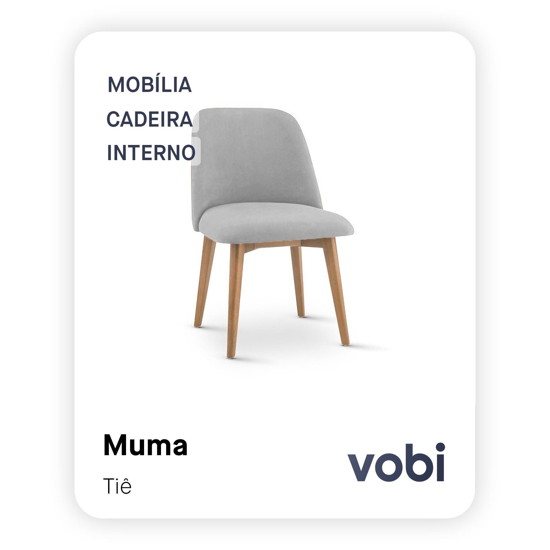 mobília cadeira cinza interno