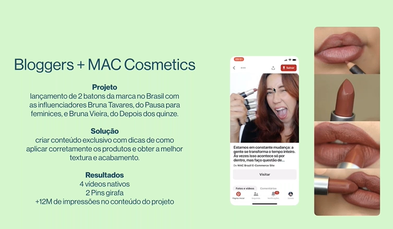 mac cosmetics pinterest