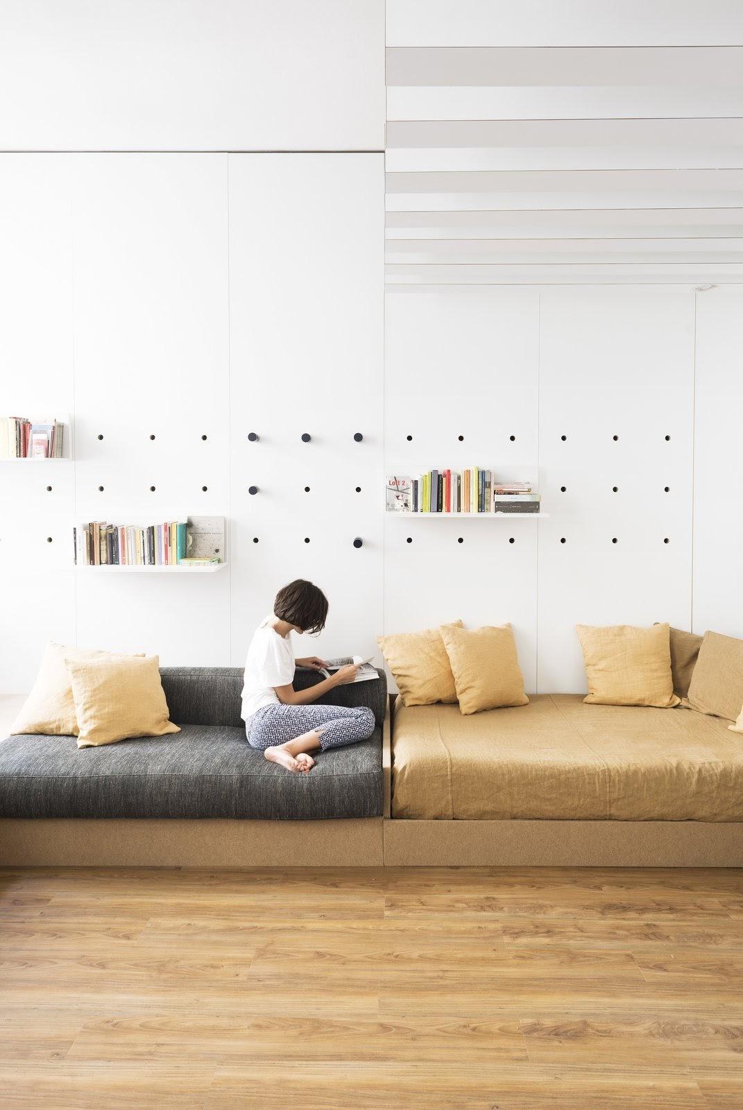 estante porta livros