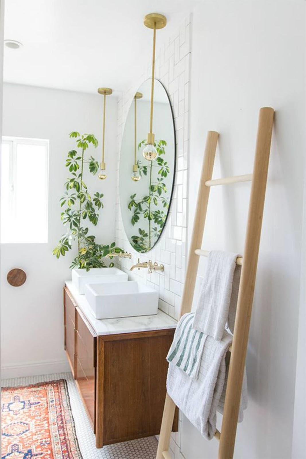 banheiro revestimento branco