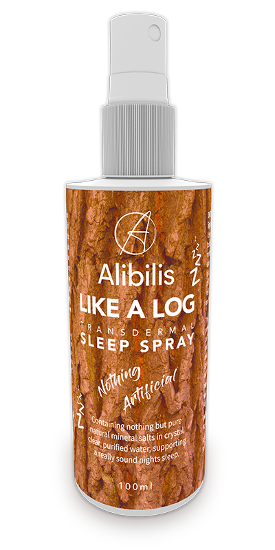 Sleeo like a log sleep spray 100ml bottle