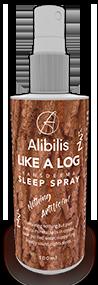 Alibilis Like a Log 100ml bottle