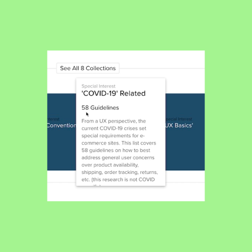 6 COVID-19 e-commerce UX improvements