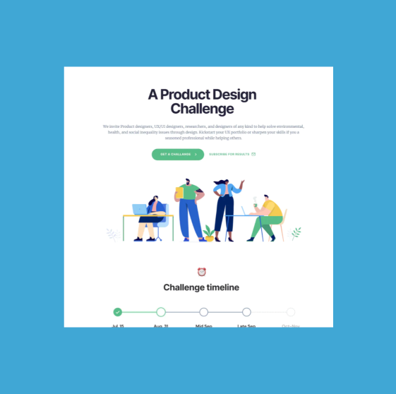 A Product Design Challenge