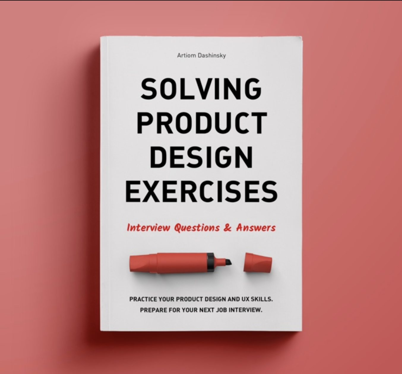 Solving Product Design Exercises: Questions & Answers Paperback