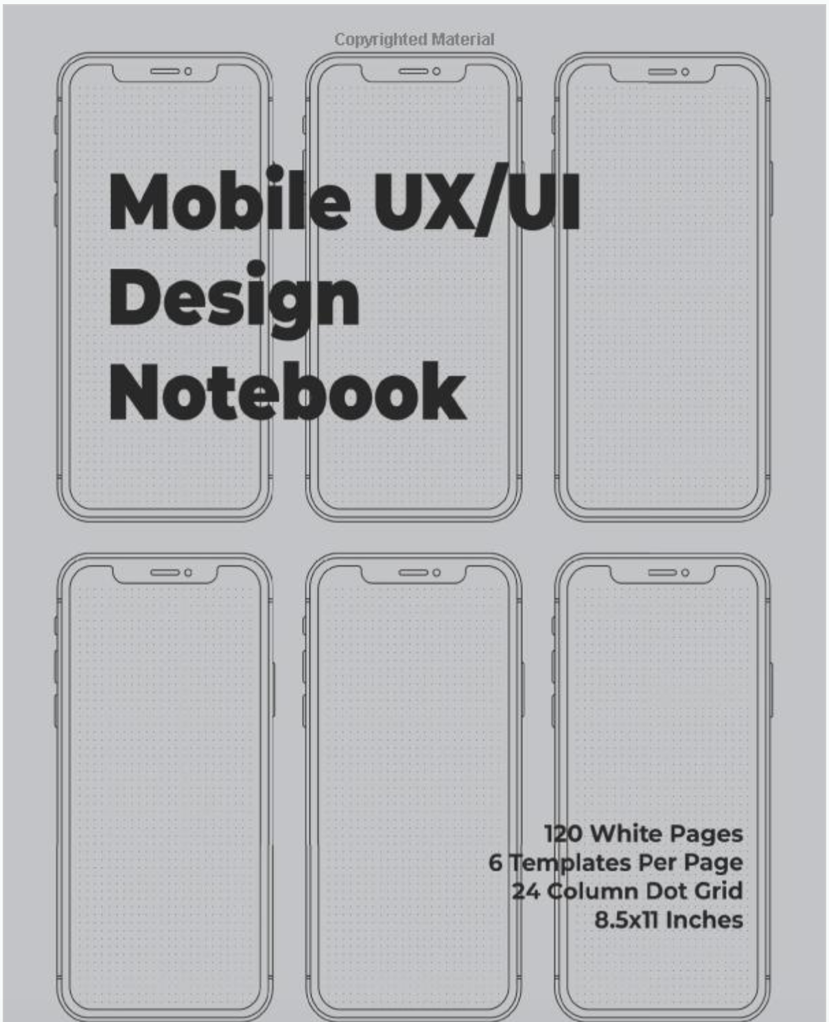 Mobile UX/UI Design Notebook