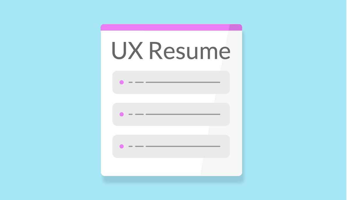 3 non-UX certifications to boost your UX resume