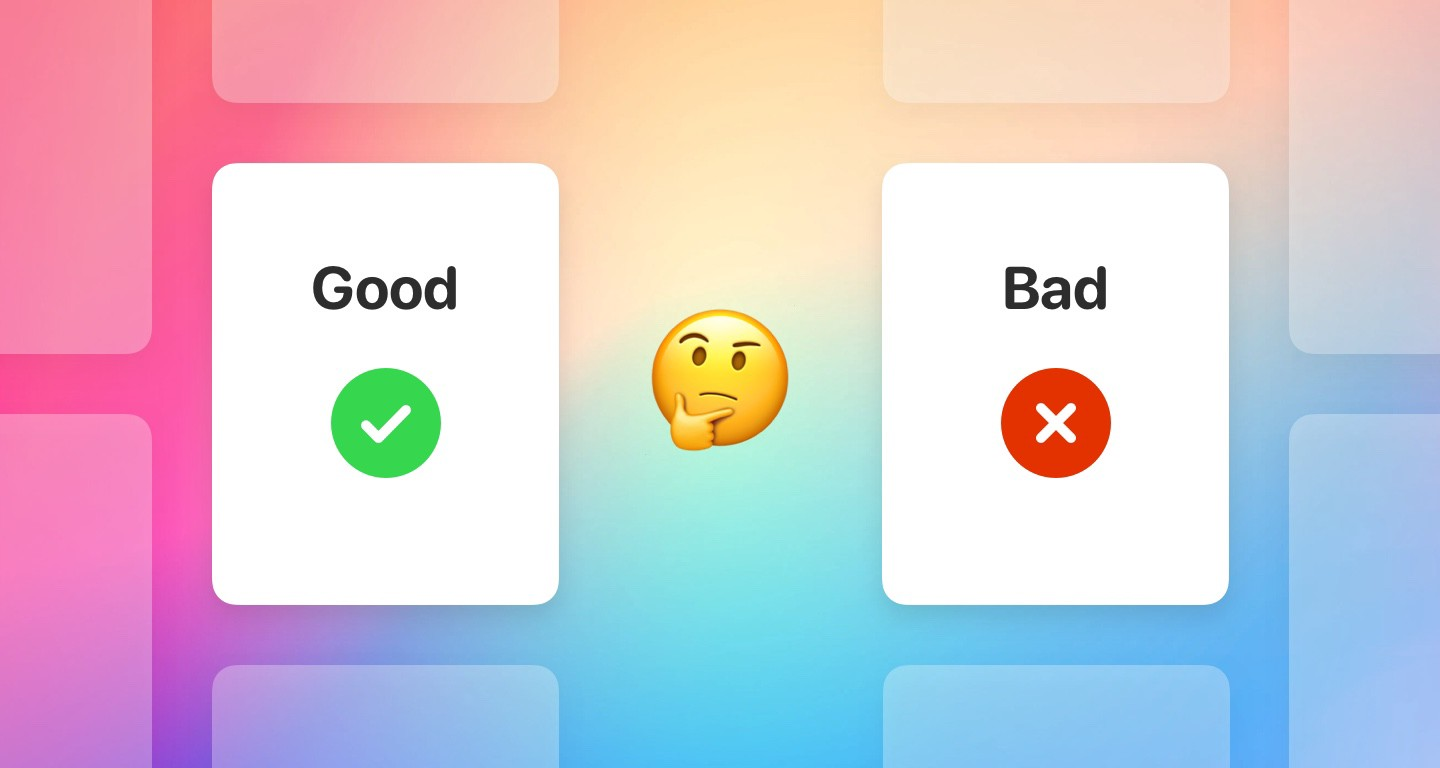 "Why ""good/bad"" design guides aren't always good for: Color Theory"