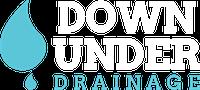 Down Under Drainage logo