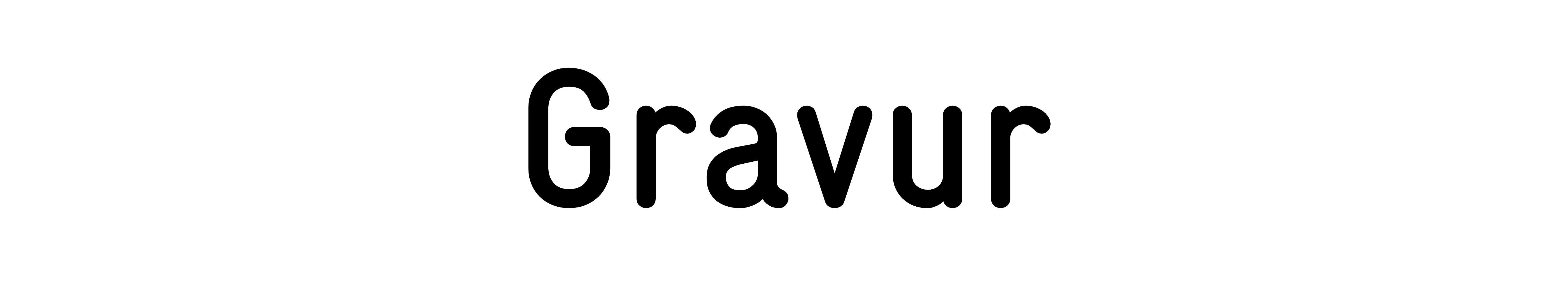 Gravur