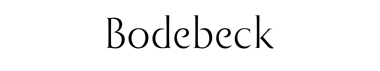 Bodebeck