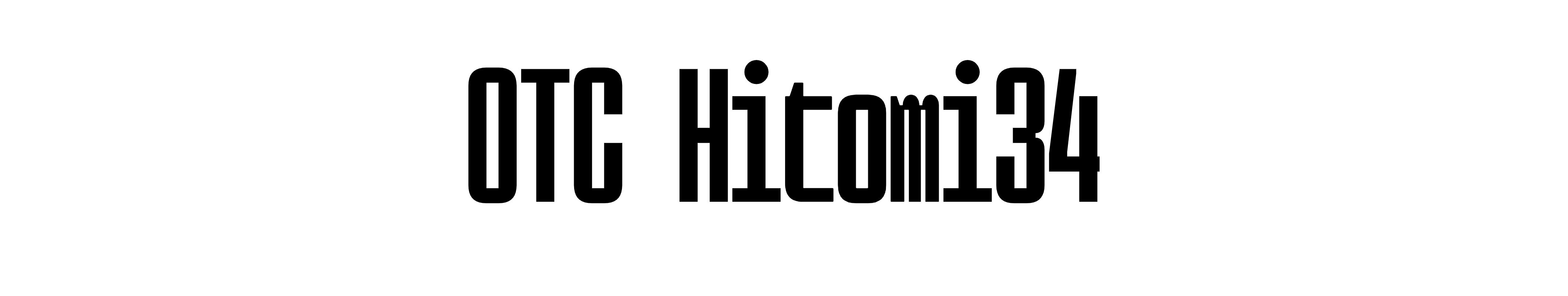 OTC Hitomi