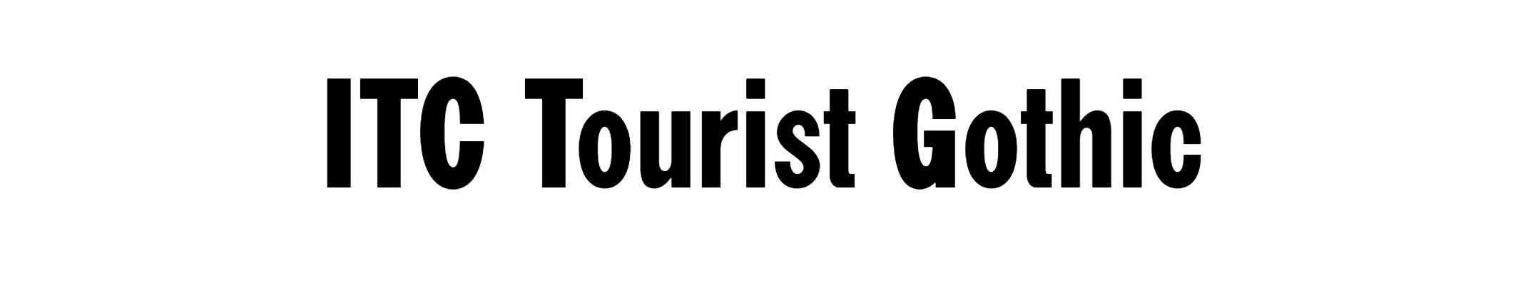 ITC Tourist Gothic