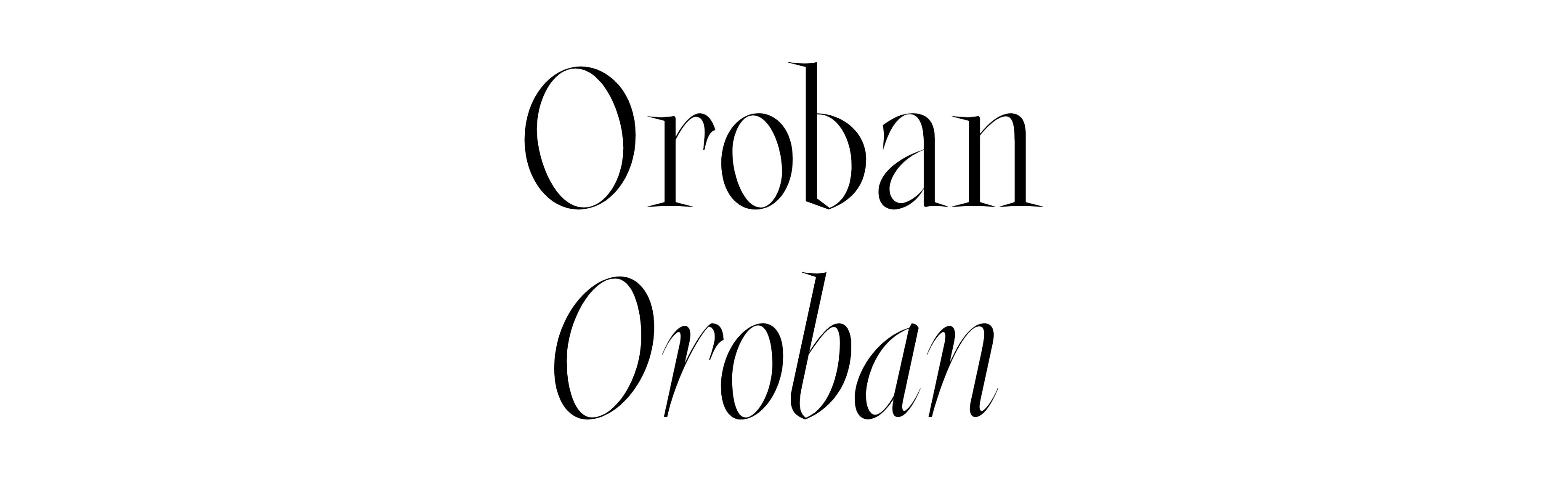 Oroban