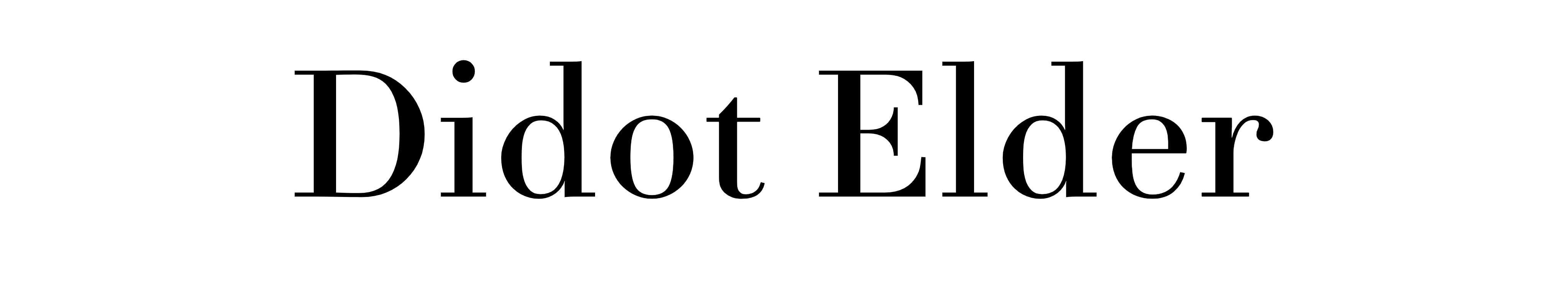 Didot Elder