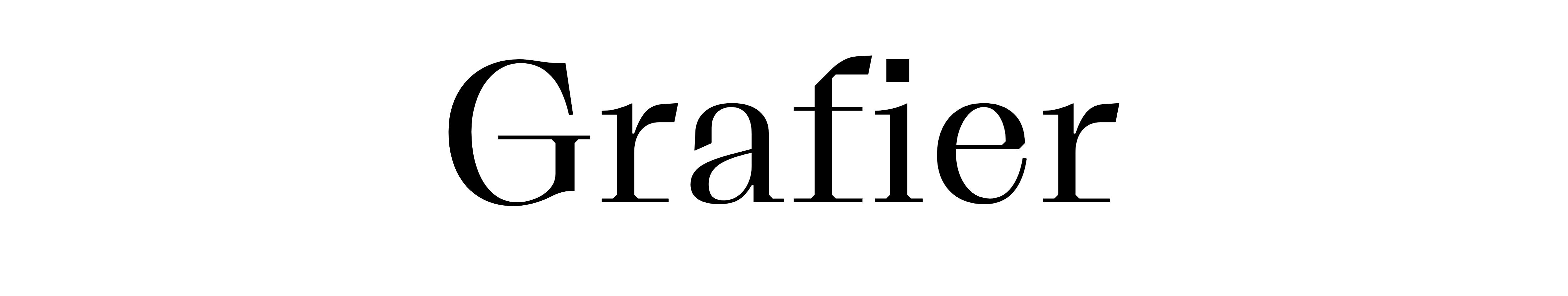 Grafier