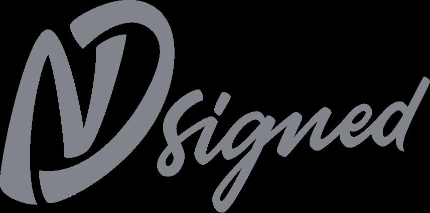 Grey NDsigned Logo