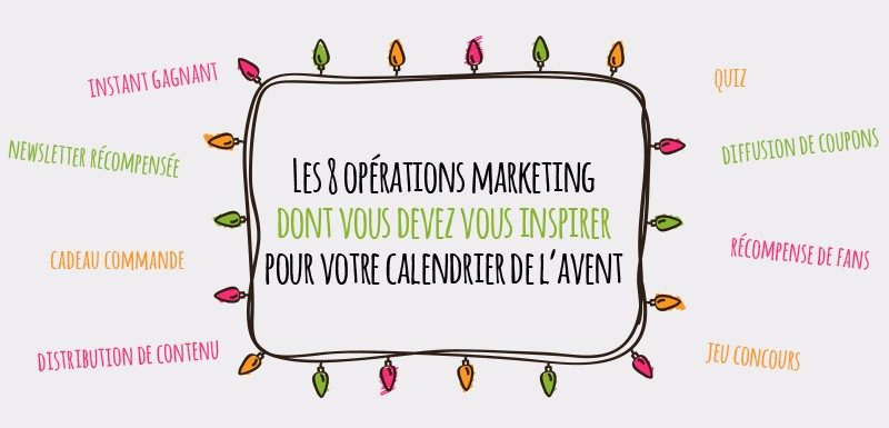 Operations marketing de noel