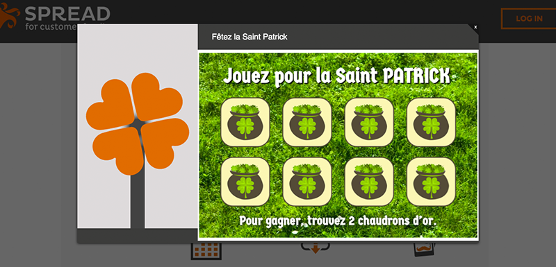 operation saint patrick exemple