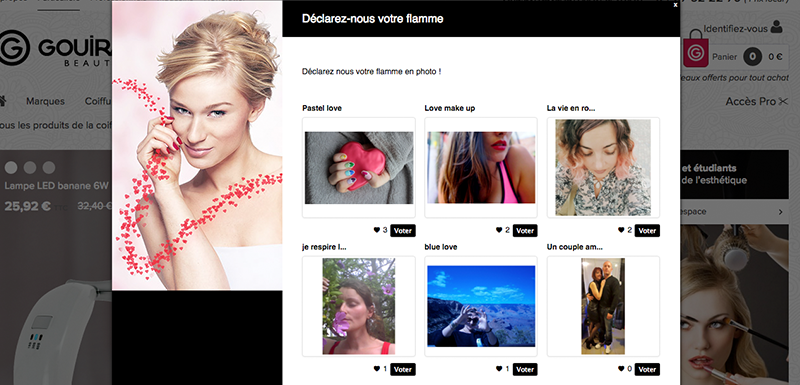 operation saint valentin exemple vote photo