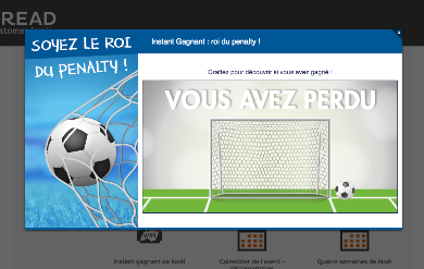 instant gagnant euro 2016 operation