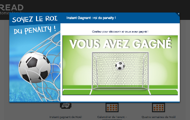 instant gagnant euro 2016 gagnant