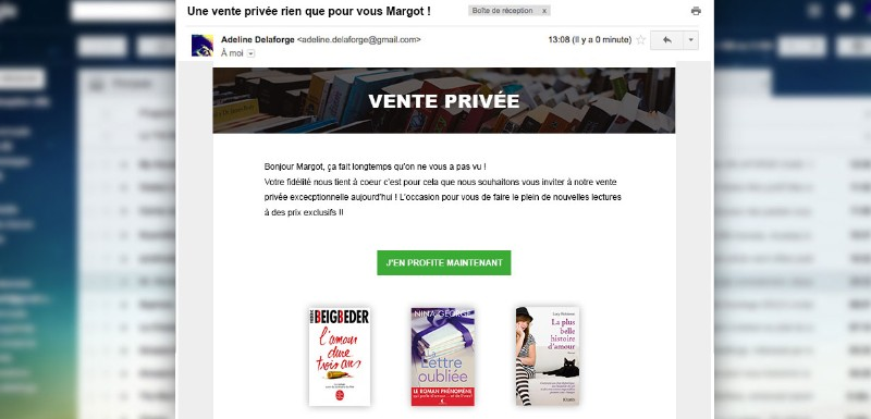 exemple relancer clients inactifs