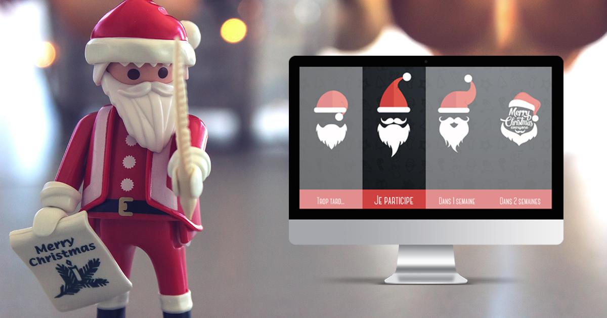 Calendrier de l'avent : faites encore plus fort que le Père Noël pour votre marketing de fin d'année