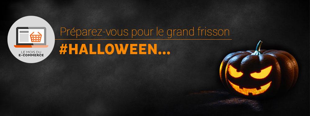 Opération marketing Halloween: Faites frissonner vos clients avec un instant gagnant !