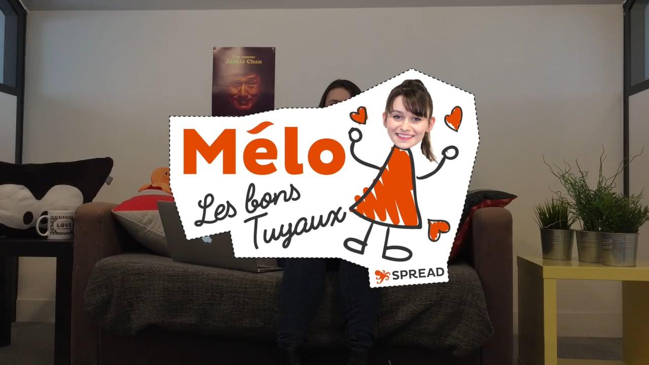 Ep.5 – Mélo Les Bons Tuyaux : personnalisez vos messages