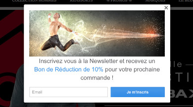 newsletter recompensee reduction