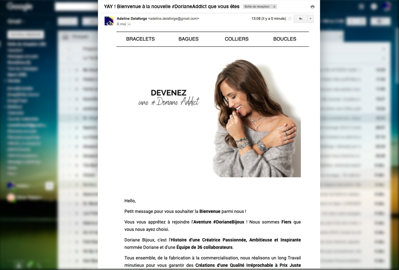 conversion welcome pack email marketing automation