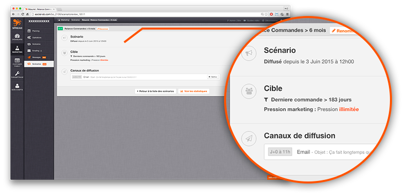 segmentation marketing internet