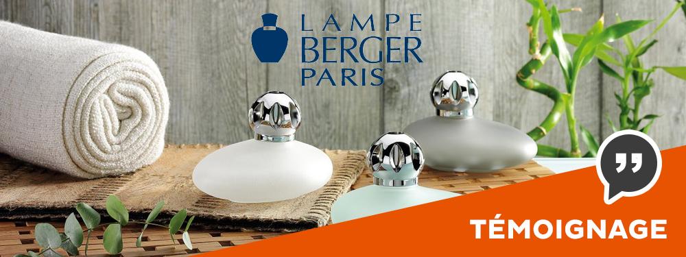 Lampe Berger inclut SPREAD dans sa démarche de croissance e-commerce
