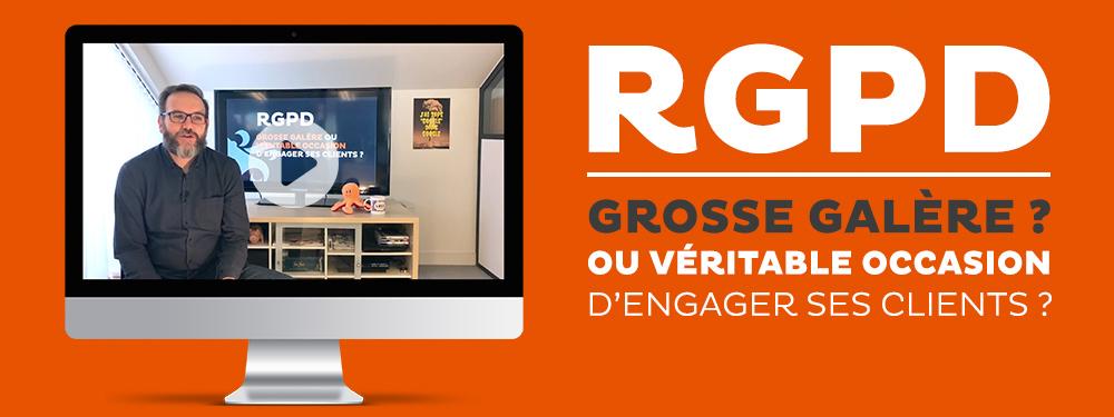 RGPD épisode 3 : Grosse galère ou réelle opportunité marketing d'engager ses clients ?