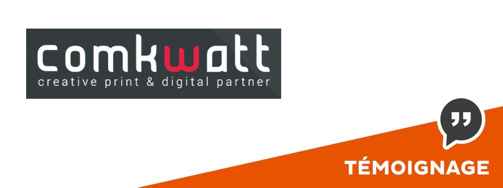 L'agence Comkwatt a récemment intégré SPREAD à son offre de communication