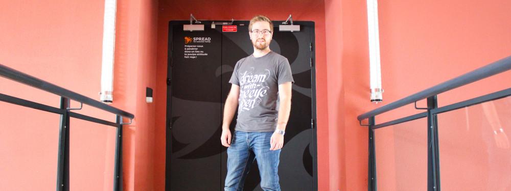 « Portraits de famille » : Ivan, notre pro de l'ergonomie !