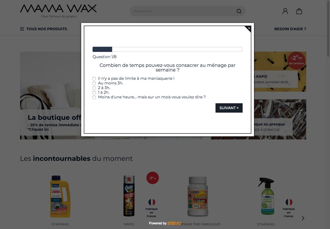 crm qualification données clients mamawax