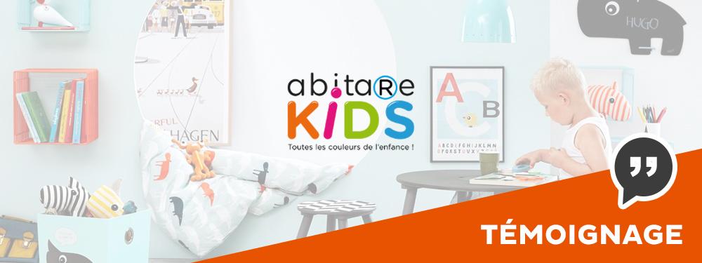 Abitare Kids accroît et qualifie sa base clients grâce à SPREAD
