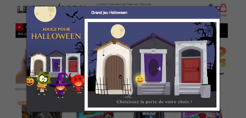 halloween instant gagnant legend icon