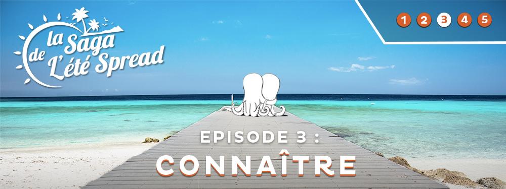 La Saga de l'été – épisode 3 : Connaître