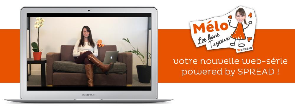 Épisode 1 - Mélo Les Bons Tuyaux : optimisez la visibilité de vos opérations marketing