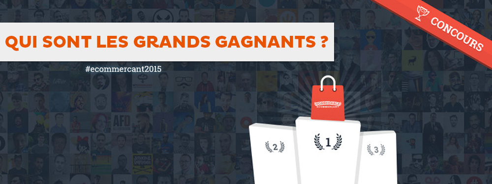 Concours du Formidable Ecommerçant : and the winner is...