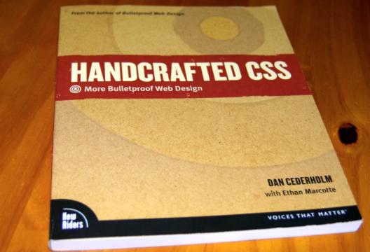 Portada Handcrafted CSS