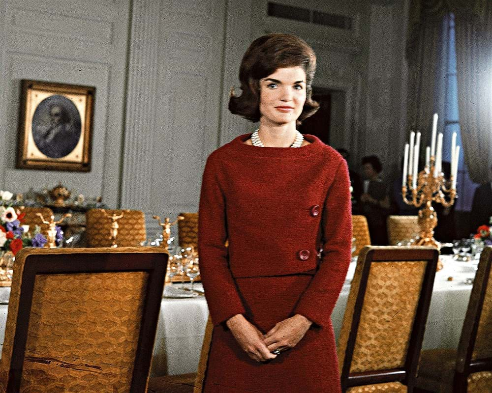 Jackie Became the First Lady