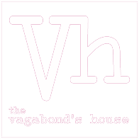 The Vagabond's House Square Logo